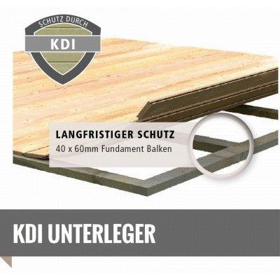 Bild 8 von Woodfeeling Kortrijk 2 mit Veranda 240 cm