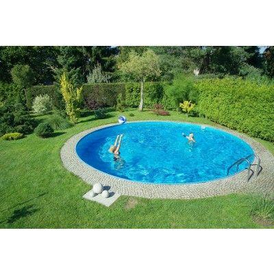 Afbeelding 7 van Trend Pool Ibiza 350 x 120 cm, liner 0,8 mm (starter set)