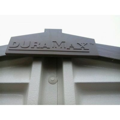 Afbeelding 5 van Duramax Kunststof Tuinhuis Storemate 6x6 (O)