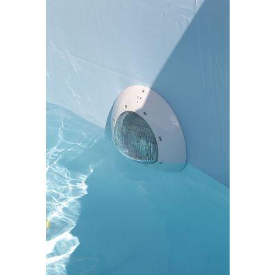 Afbeelding 6 van Ubbink LED-Spot 350 Plus met veiligheidstransformator voor een houten zwembad