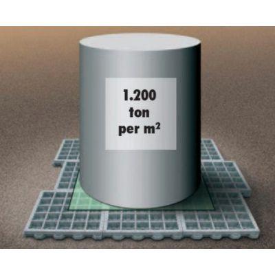 Afbeelding 2 van TTE Fundering per tegel 80x40 cm