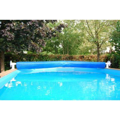 Afbeelding 12 van Ubbink zomerzeil voor Azura 410 cm (6-hoekig) rond zwembad