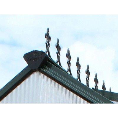 Afbeelding 3 van Royal Well Victoriaanse Nok Birdlip 64 en Burford 66, zwart*