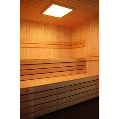 Afbeelding 6 van Azalp Sauna rugleuning Lumen, Elzen