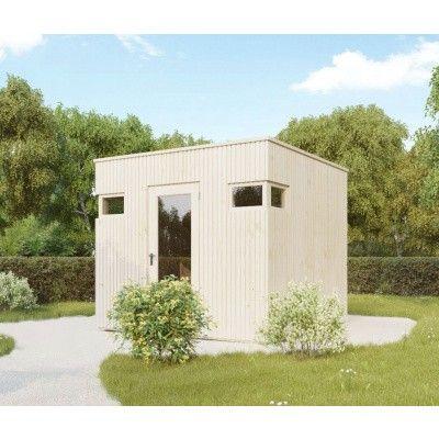 Bild 7 von SmartShed Gartenhaus Kampas 2535