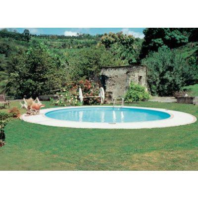 Afbeelding 17 van Trend Pool Ibiza 420 x 120 cm, liner 0,6 mm