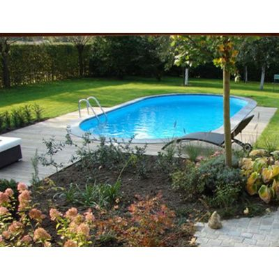 Afbeelding 5 van Trend Pool Tahiti 490 x 300 x 120 cm, liner 0,8 mm