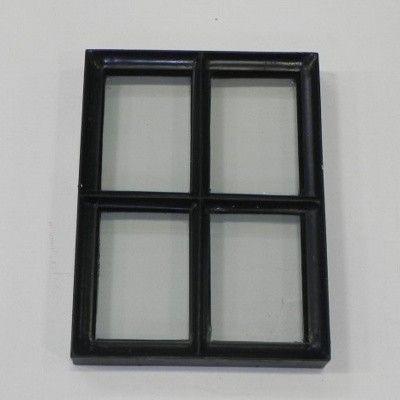 Hoofdafbeelding van Azalp Stalen raam vast, 300x400 mm