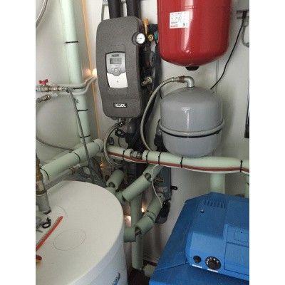 Afbeelding 5 van Bowman 5113-3 voor boiler - Koper/Nikkel (tot 120 m3)