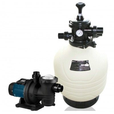 Hoofdafbeelding van Royal Blue Filterset 10 m3/u (FCP-370S + MFV20)