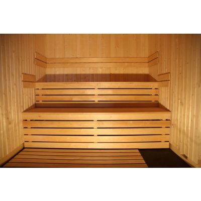 Afbeelding 27 van Azalp Sauna rugleuning Lumen, Elzen