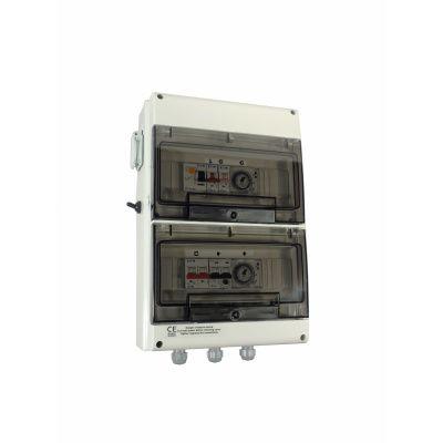Afbeelding 3 van Ubbink Elektrische aansluitkast 230 volt