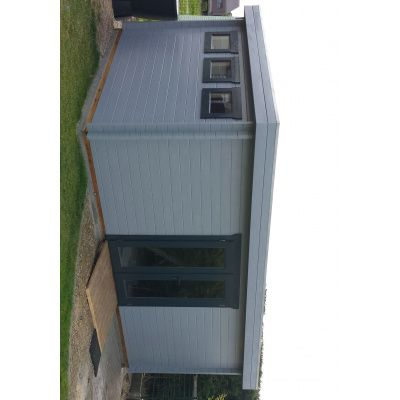 Bild 55 von Azalp Blockhaus Ingmar 500x300 cm, 45 mm