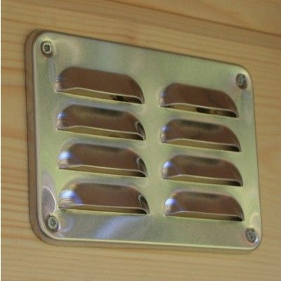 Afbeelding 2 van Azalp Set ventilatieroosters