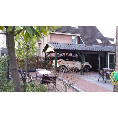 Afbeelding 40 van Onduline Onduvilla per pak 2,17 m² Rood