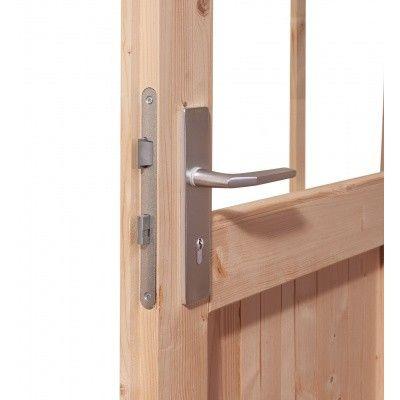Bild 5 von Woodfeeling Meulebeke 1 mit Veranda 300 cm Terragrau