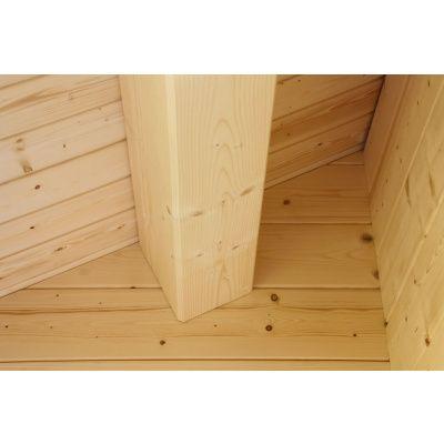 Bild 12 von Azalp CLASSIC Blockhaus Cottage Style Kinross, 45 mm