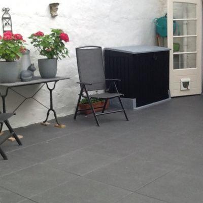 Afbeelding 5 van Keter 17197253 Store It Out Midi black/grey