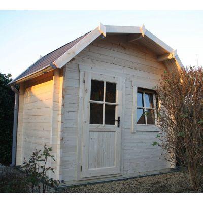 Bild 31 von Azalp Blockhaus Kent 350x400 cm, 30 mm