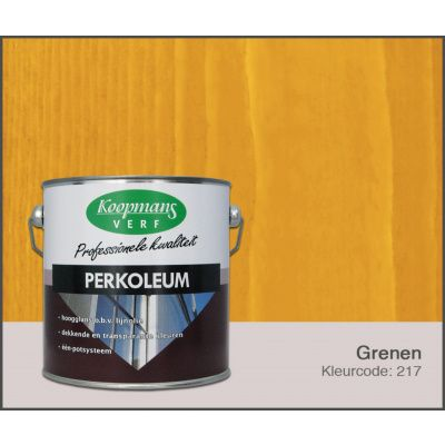 Hoofdafbeelding van Koopmans Perkoleum, Grenen 217, 2,5L Hoogglans