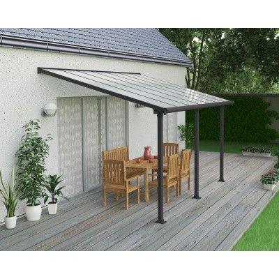 Afbeelding 7 van Palram Olympia patio cover 3X4.25 grijs
