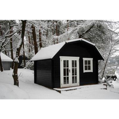 Bild 6 von Azalp Blockhaus Cornwall 400x300 cm, 45 mm