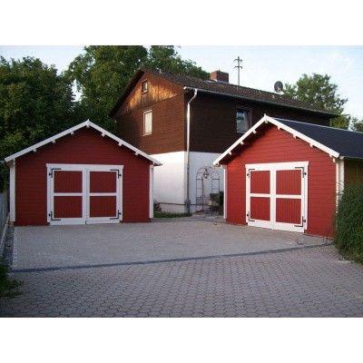 Afbeelding 32 van Azalp Garage Keutenberg 380x536 cm, in 60 mm
