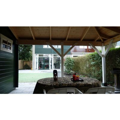 Bild 2 von Azalp Blockhaus Cas 840x350 cm, 30 mm