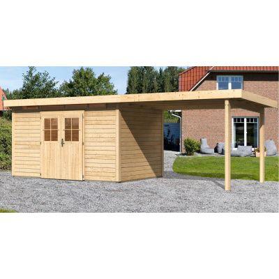 Hauptbild von Woodfeeling Kortrijk 5, Anbaudach 300 cm