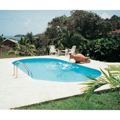 Afbeelding 6 van Trend Pool Tahiti 800 x 400 x 120 cm, liner 0,8 mm