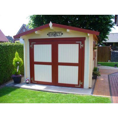 Afbeelding 62 van Azalp Garage Thijs 380x700 cm, 45 mm