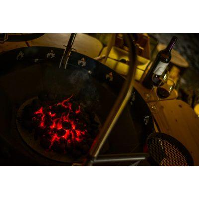 Bild 26 von Azalp Royal Class Finnische Grill-Kota 456x395 cm