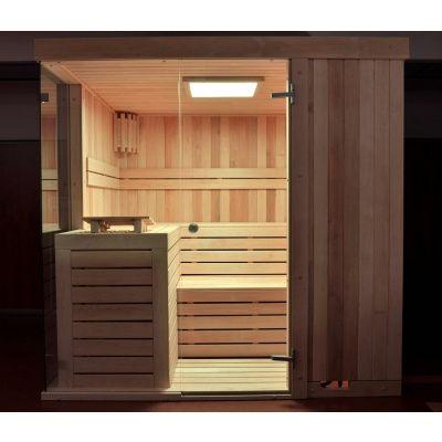 Afbeelding 11 van Azalp Sauna Hoofdsteun Elzen