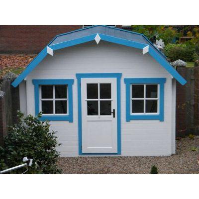 Bild 3 von Azalp Blockhaus Yorkshire 450x400 cm, 45 mm