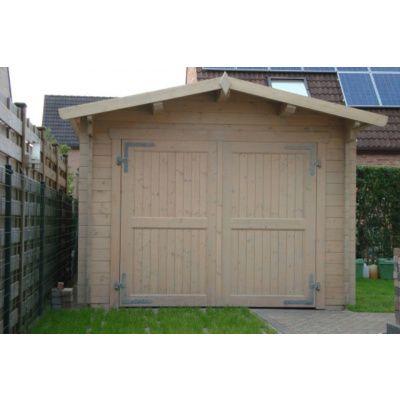 Afbeelding 16 van Azalp Garage Thijs 470x570 cm, 95 mm
