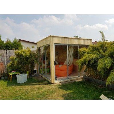 Bild 4 von SmartShed Gartenhaus Novia 3522