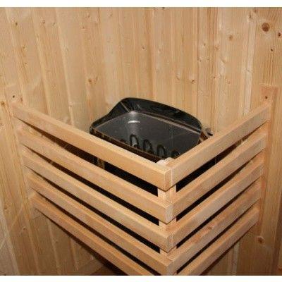 Bild 7 von Azalp Ofenschutz in L-Form Erle 63x44 cm