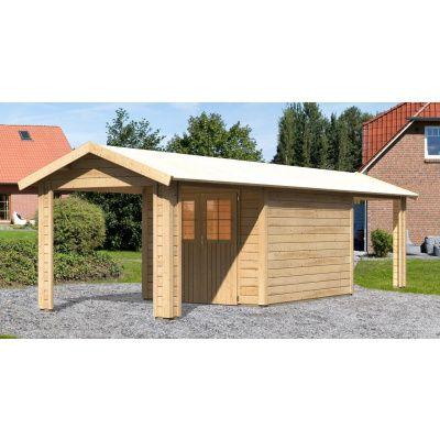 Hauptbild von Woodfeeling Blankenberge 4 mit 2 Anbaudächer