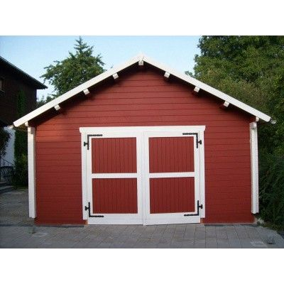 Afbeelding 31 van Azalp Garage Keutenberg 470x570 cm, in 45 mm