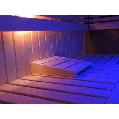 Afbeelding 2 van Liberty Wellness Licht Abachi hoofdsteun