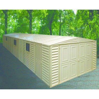 Hoofdafbeelding van Duramax Extension Garage Kunststof