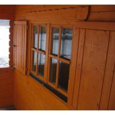 Hoofdafbeelding van Azalp Luikenset raam 80x94 cm, standaard*