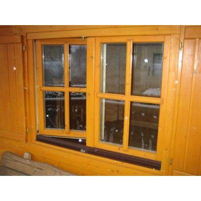 Bild 13 von Azalp Royal Class Blockhäuser Nida-TA 3,5x3,5 m, 45 mm