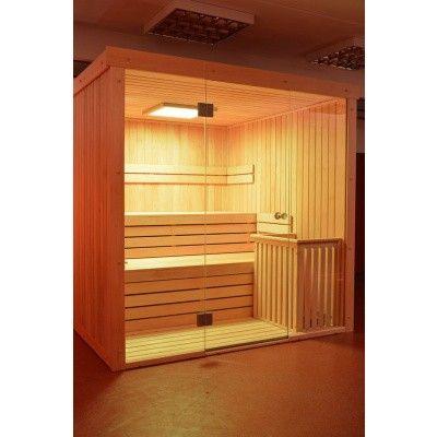 Afbeelding 41 van Azalp Sauna rugleuning Lumen, Elzen