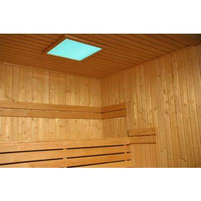 Afbeelding 25 van Azalp Sauna rugleuning Lumen, Elzen