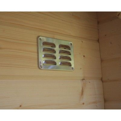 Hoofdafbeelding van Azalp Set ventilatieroosters