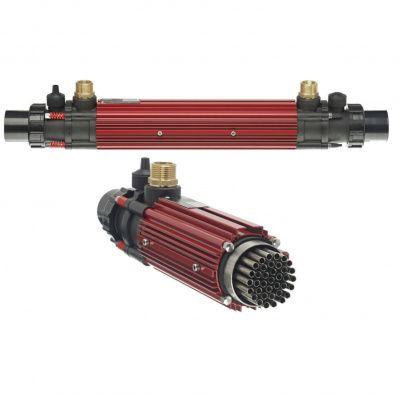Afbeelding 4 van Elecro Engineering G2, 49 kW Titanium warmtewisselaar