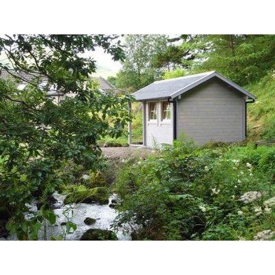 Bild 15 von Azalp Blockhaus Cottage Style Cumberland 520x430 cm, 45 mm