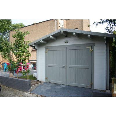 Afbeelding 54 van Azalp Garage Thijs 380x700 cm, 60 mm