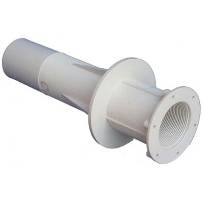Hoofdafbeelding van Azalp Luxe wanddoorvoer voor beton/tegel of beton/liner zwembad